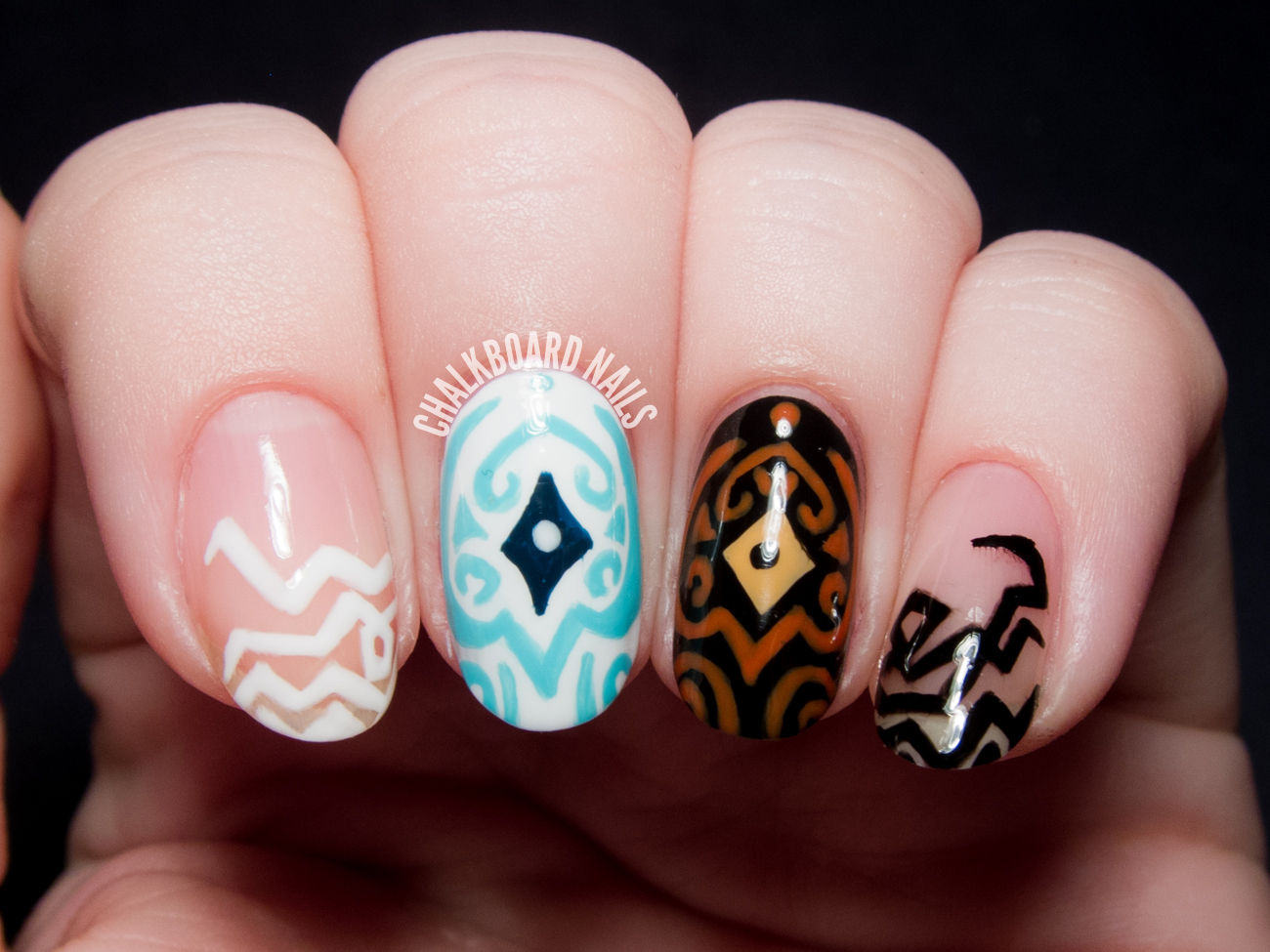 Geeky Nail Designs: The Weird, the Cute, and the Impractical • Geek ...