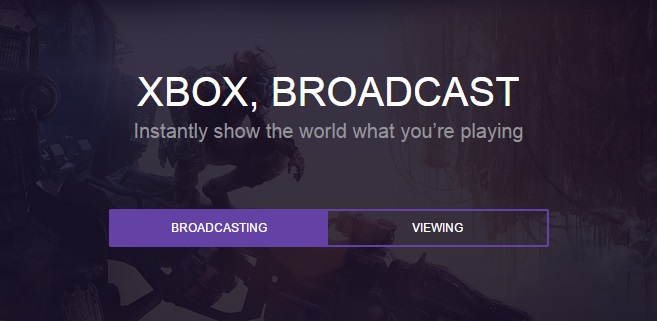 Twitch.tv and XBox