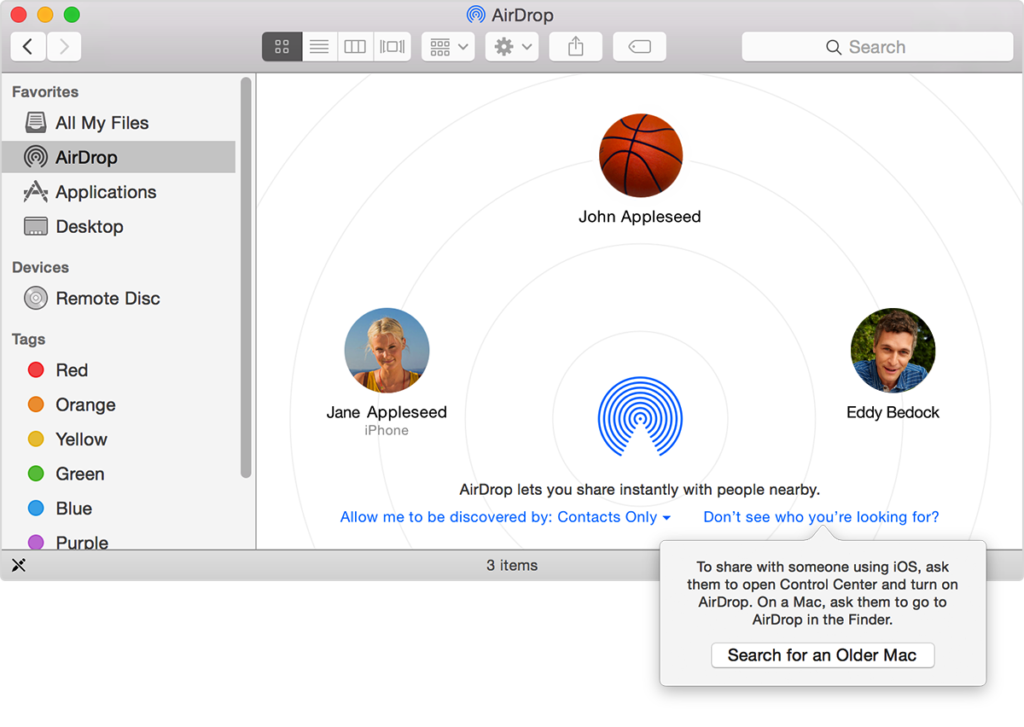 troubleshooting airdrop