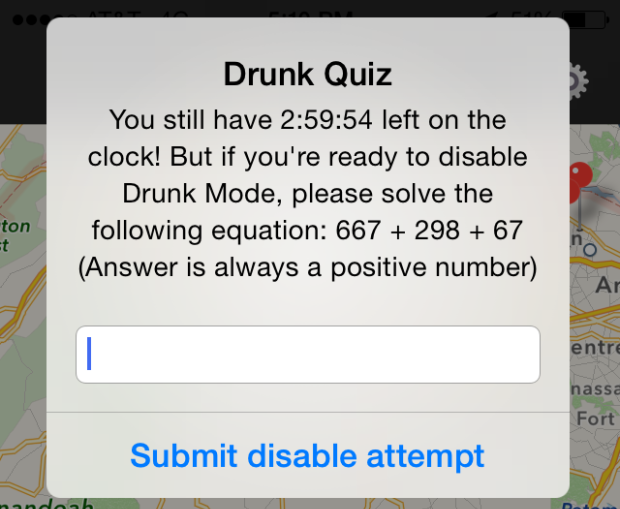 Geek insider, geekinsider, geekinsider. Com,, 5 apps to protect sober you from drunk you, mobile technology
