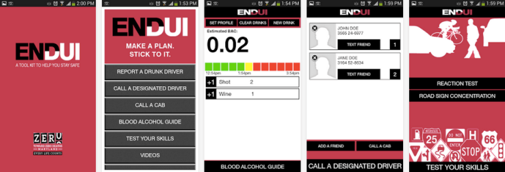 Apps to protect sober you from drunk you