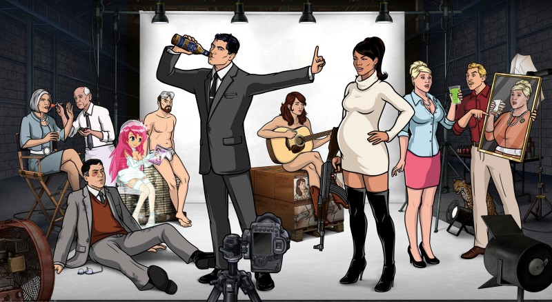 'archer' is back!
