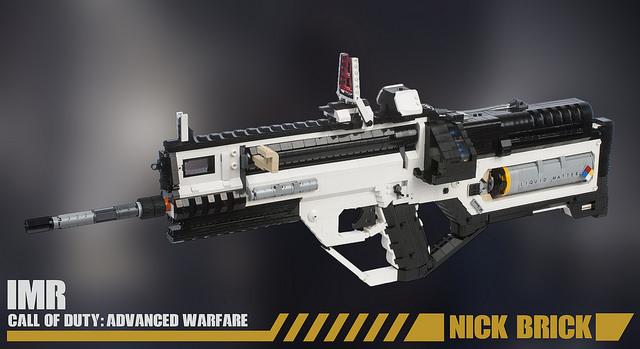 Nick Bricks Life Size Lego Halo Weapons Geek Insider