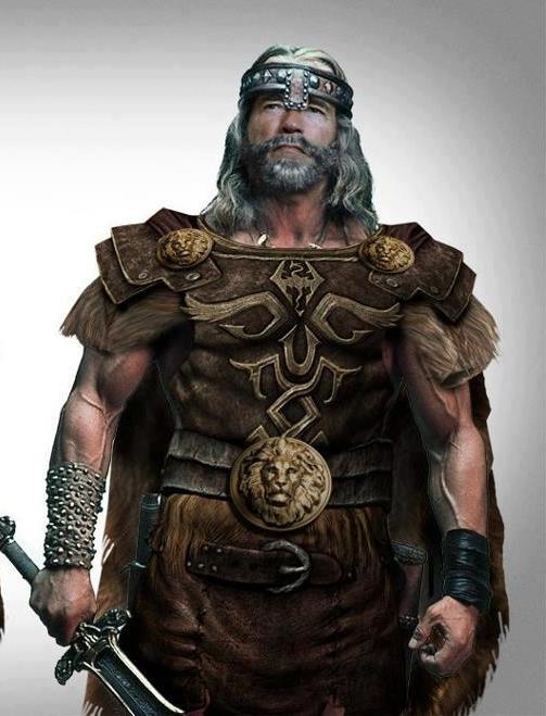 Conan king