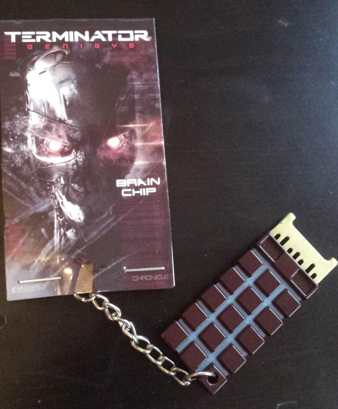 Exclusive terminator genisys