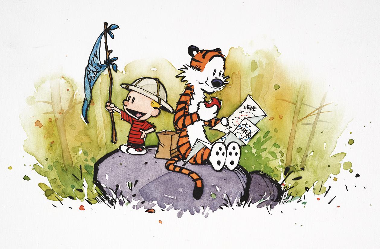 Calvin and Hobbes\' Celebrates 30th Anniversary • Geek Insider
