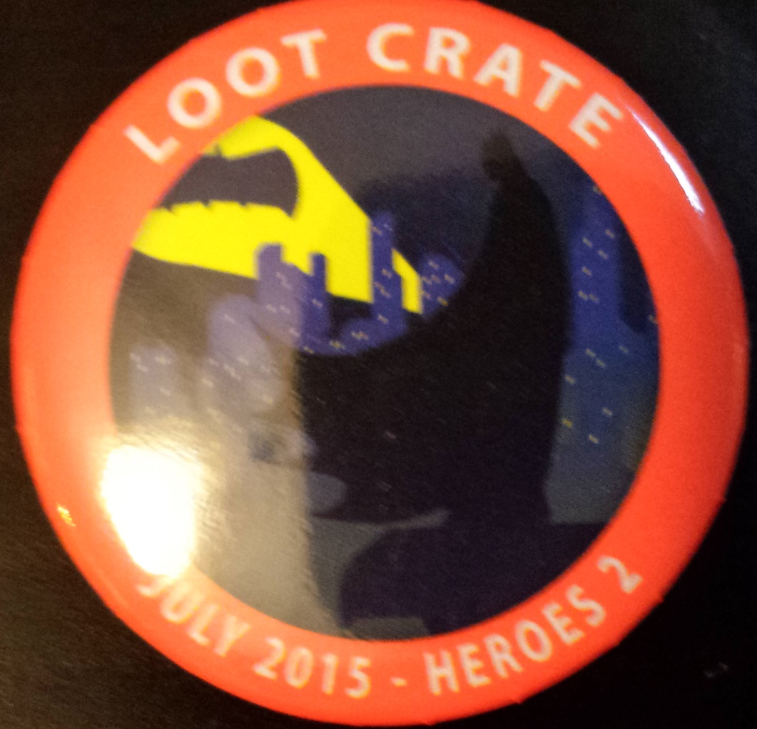 July loot crate is super! Theme is heroes 2