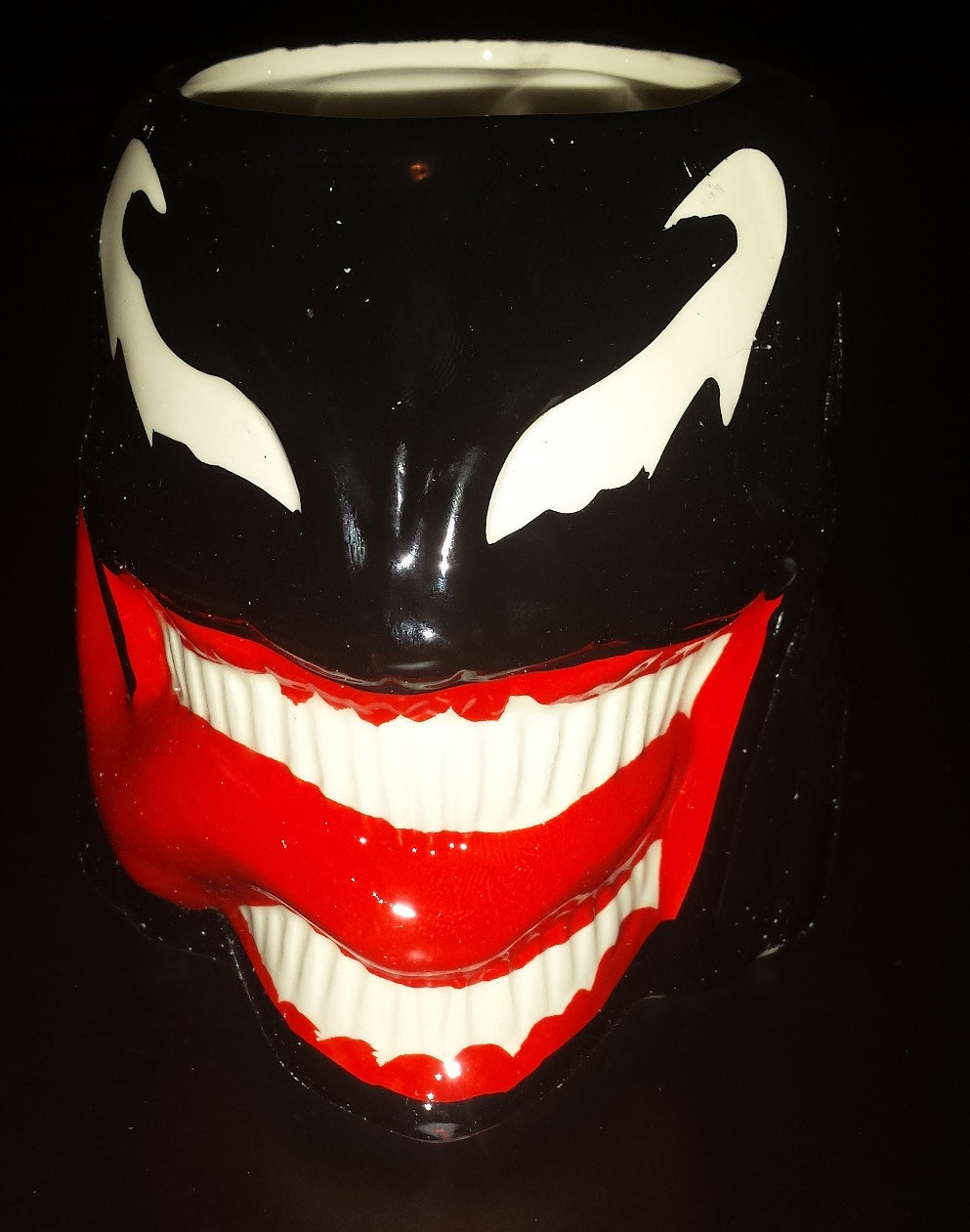 August's loot crate, venom mug