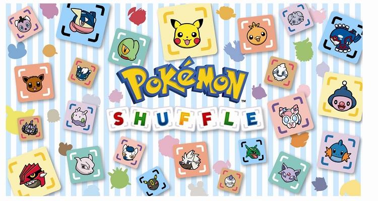 Pokémon releases new games, free-to-play, pokemon shuffle