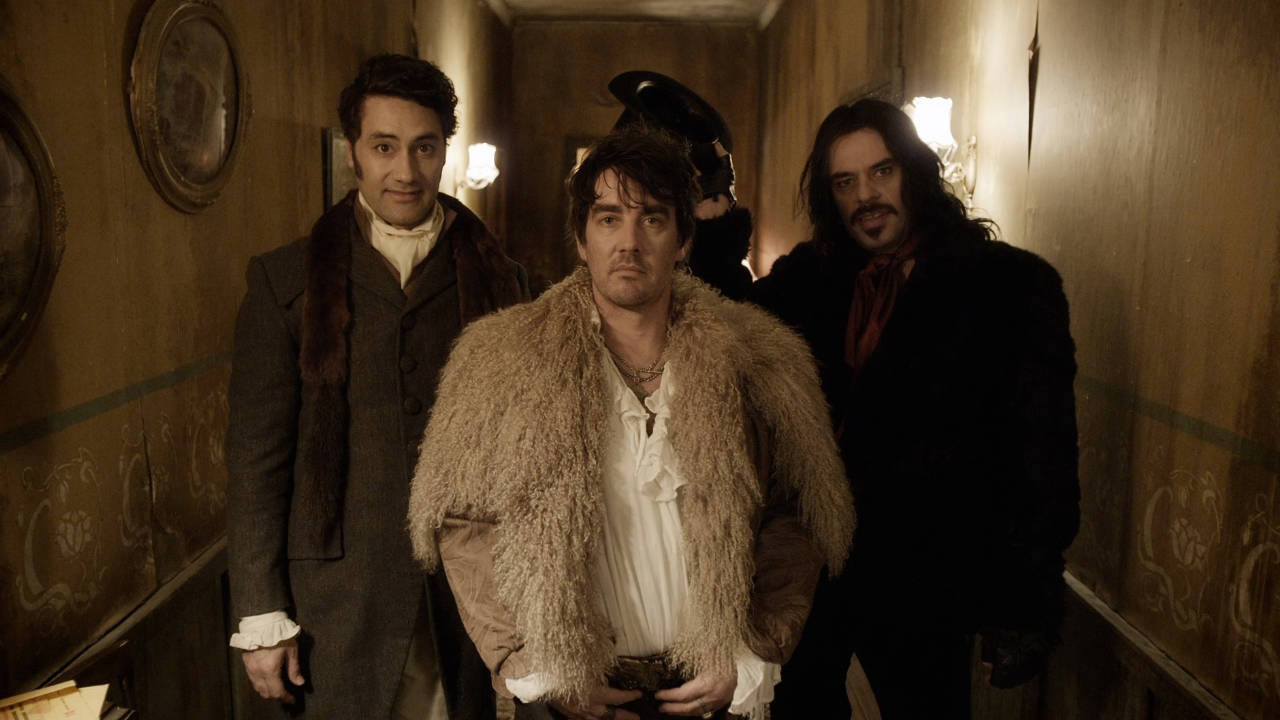 What we do in the shadows, itunes 99 cent rental of the week