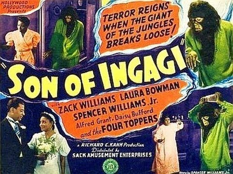 Son-of-ingagi, diversity in science fiction