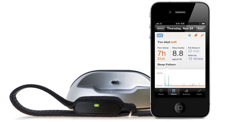 Lark_silent_alarm_sleep_tracker, gadgets for couples