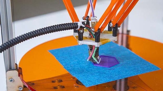 Deltaprintr, 3d printing, affordable, 3d scanning, the future of 3d printing
