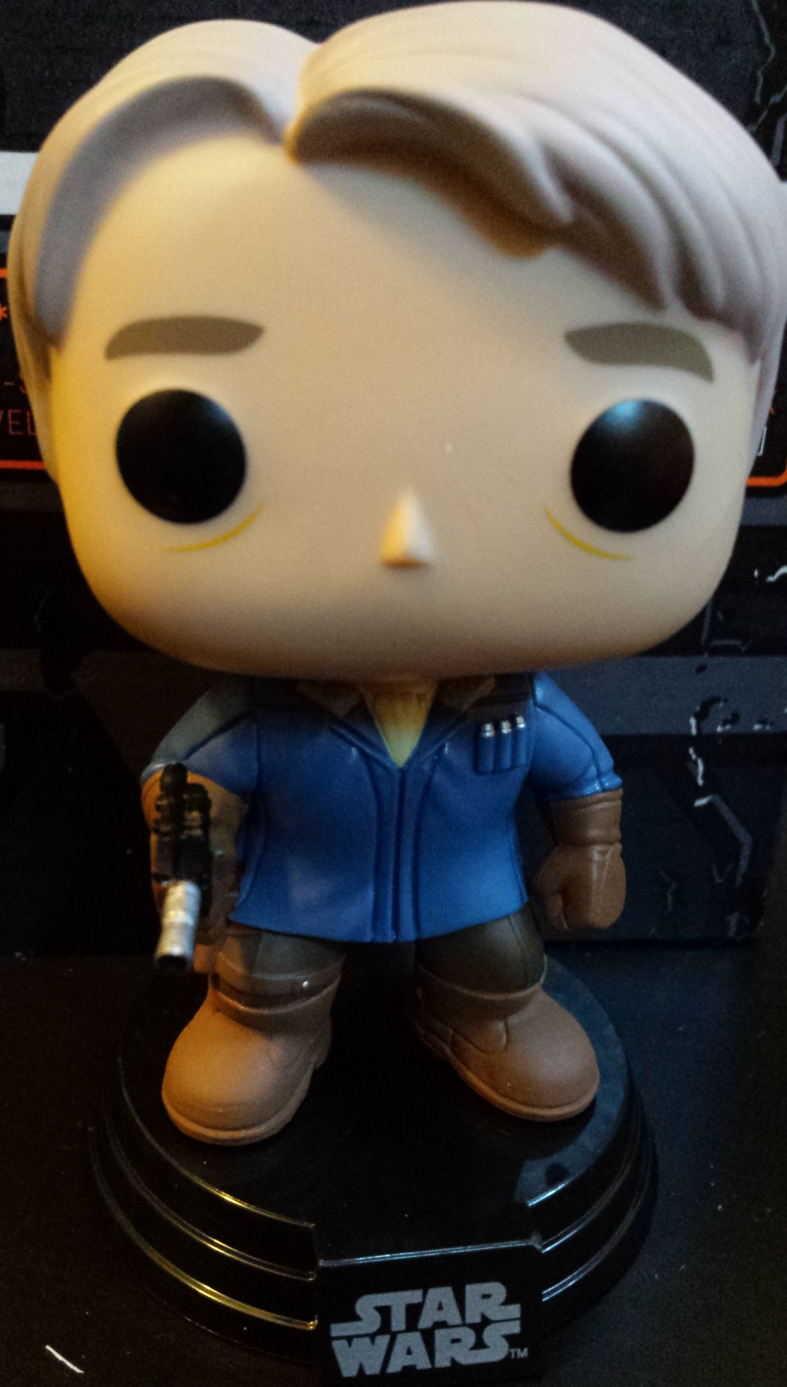 Han solo, star wars, loot crate, loot crate review, december loot crate, discovery loot crate