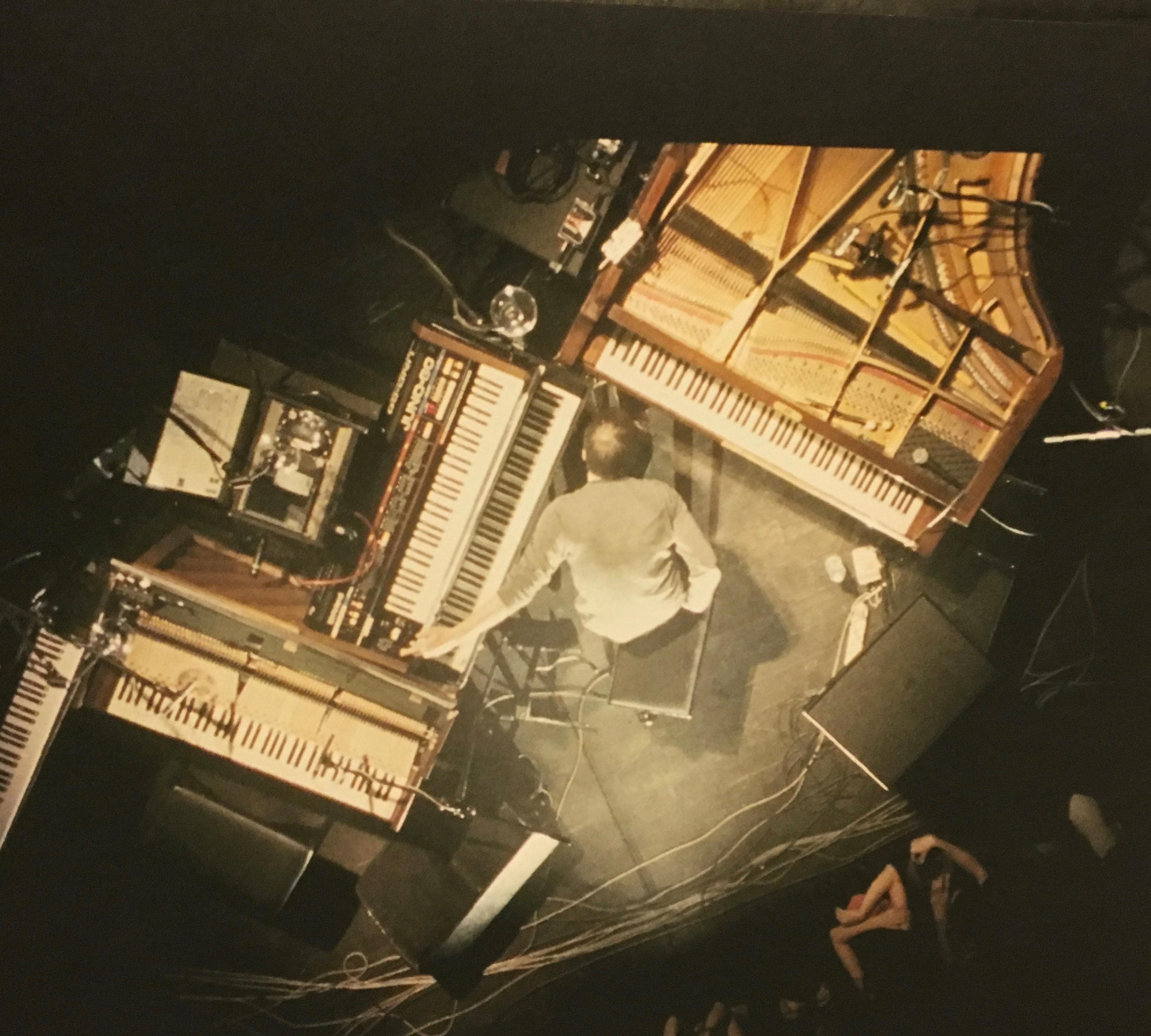 Music geek, nils frahm, record club, spaces, vinyl me please