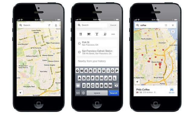 road trip apps, googlemaps