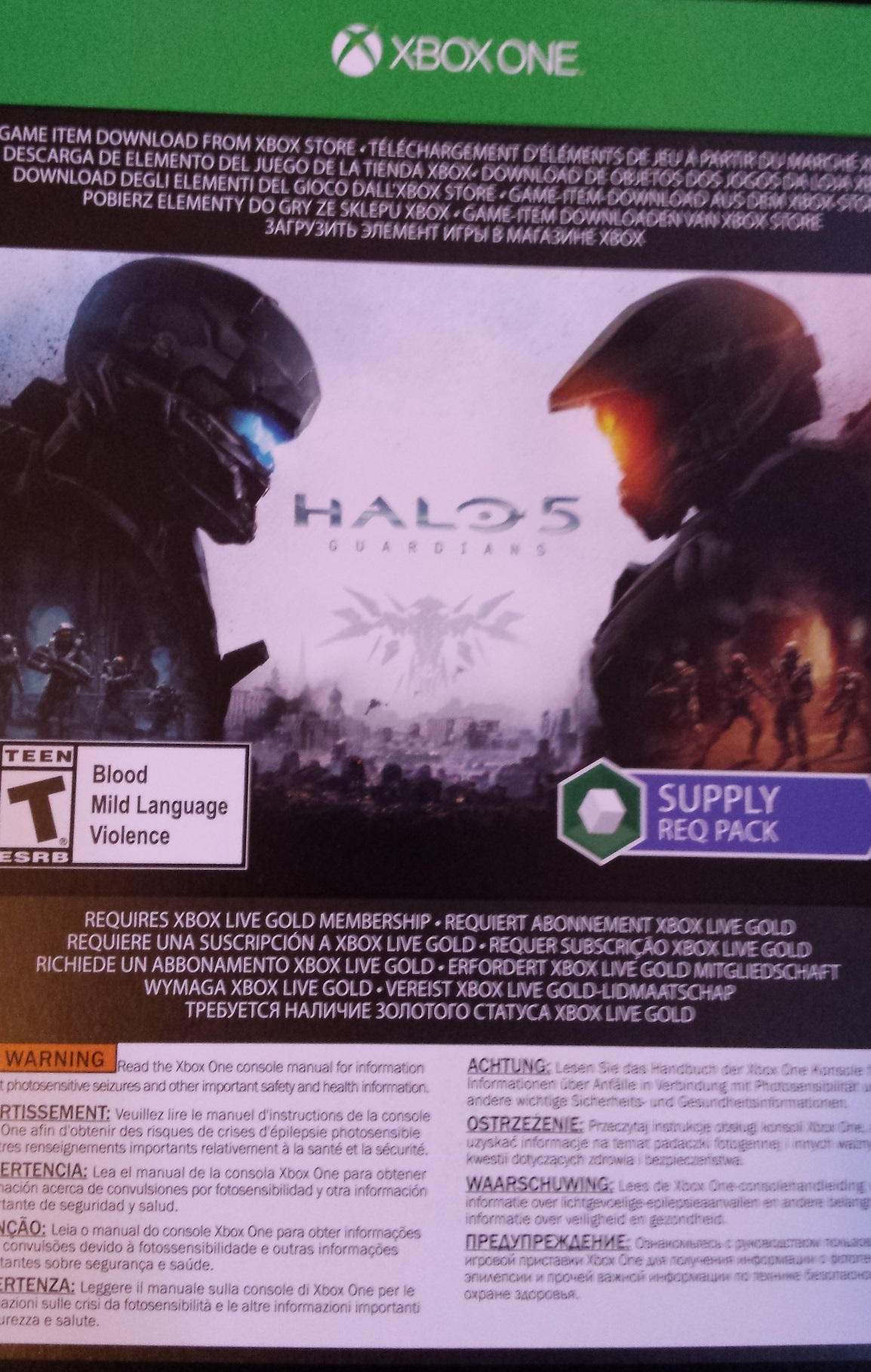 Halo dlc, loot crate, loot crate review, december loot crate, discovery loot crate