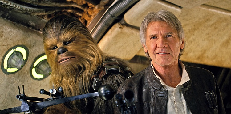 Han solo, jedi, star wars 7, star wars: the force awakens, review