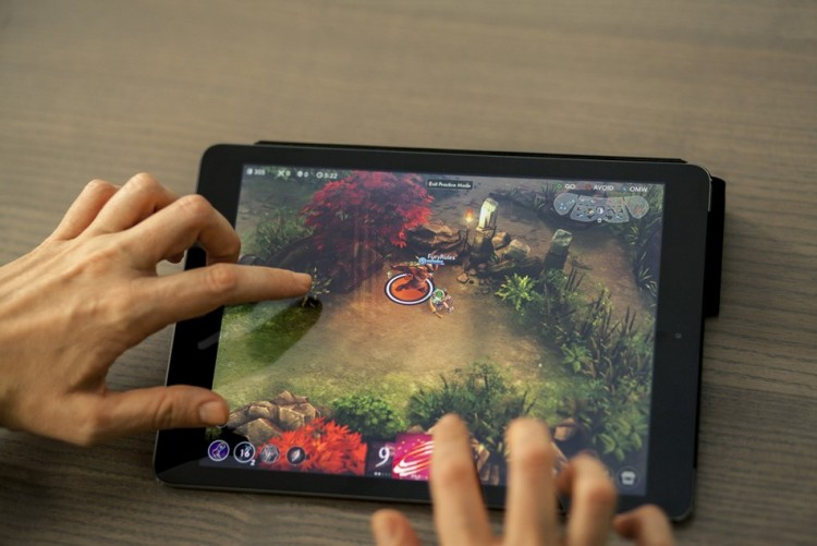 Laptop-v-tablet