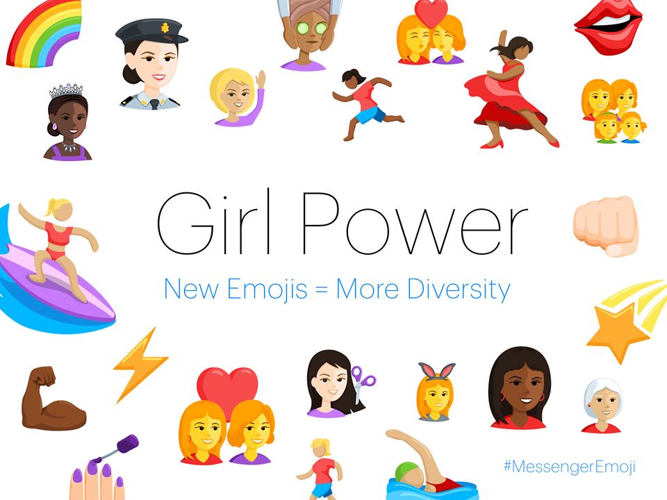 Facebook-messenger-adds-diverse-emojis-stresses-on-gender-equality-culture-diversity