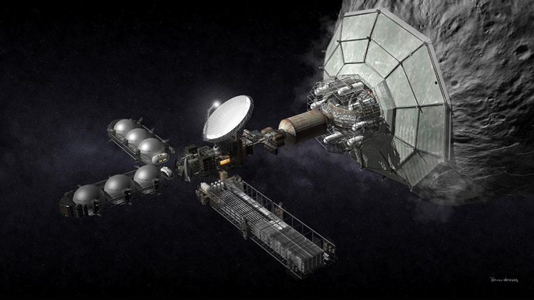 NASA headed to Asteroid Bennu
