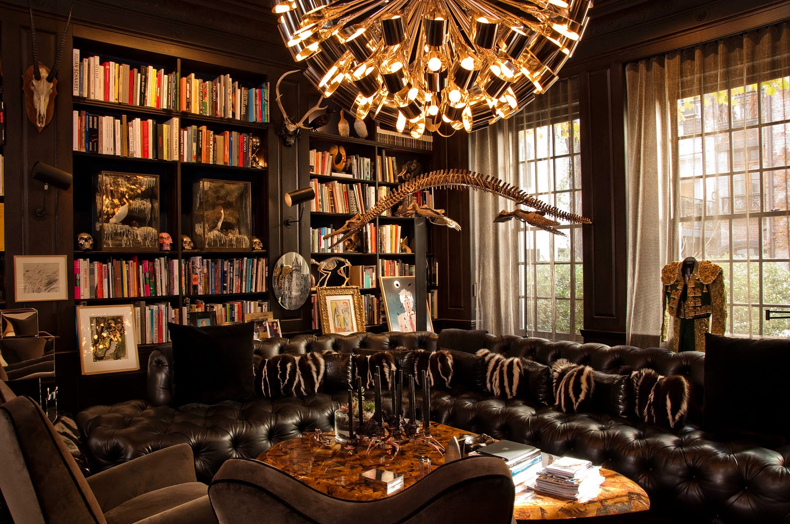 Home Library Ideas From Simple To Phenomenal Geek Insider Interiors Inside Ideas Interiors design about Everything [magnanprojects.com]