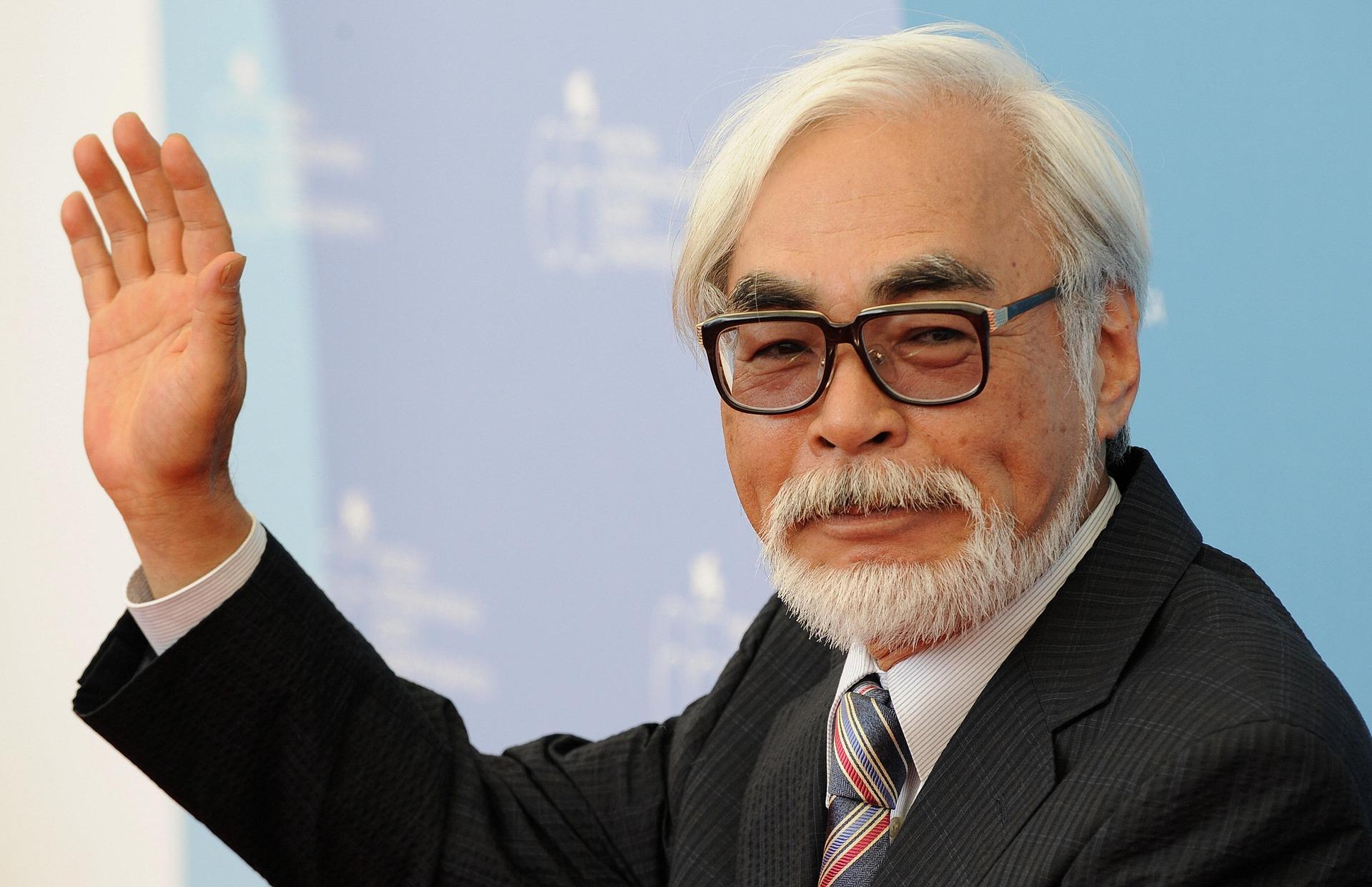 Hayao Miyazaki out of retirement for 'boro the caterpillar'