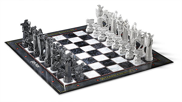 Harry Potter Chess Set, Christmas Gift ideas