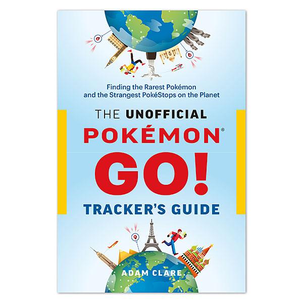 pokemon-go tracker's guide, christmas gift ideas