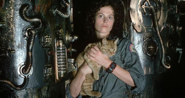 women in sci-fi, ellen ripley alien