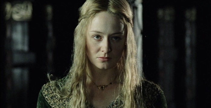 Eowyn, Lord of the Rings, Women in sci-fi and fantasy