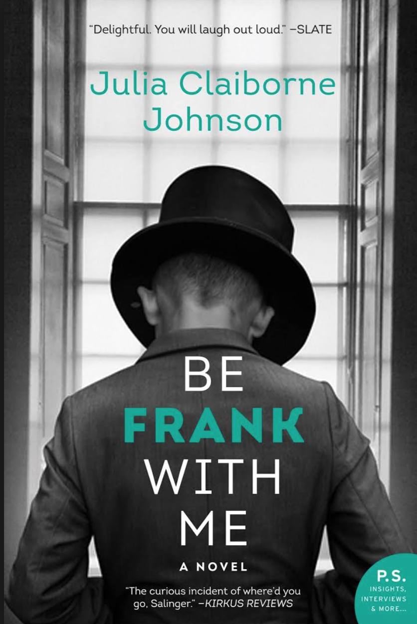 Kindle monthly deals: 'be frank with me' by julia claiborne johnson