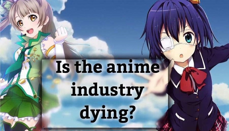 youtube and other free streaming sites killing anime
