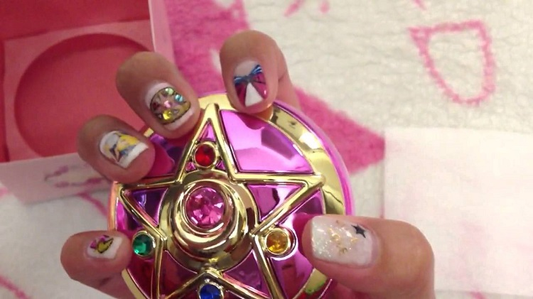 Sailor Moon Makeup compact