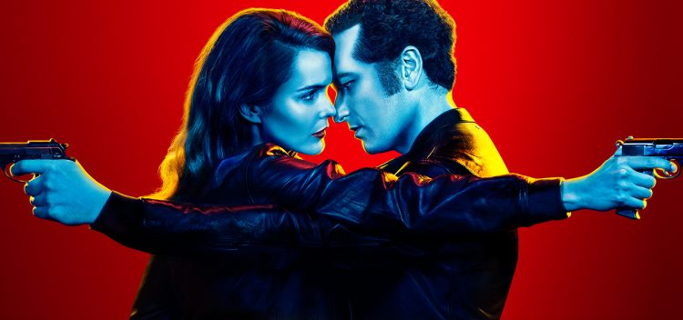 The Americans S4 on Amazon Prime