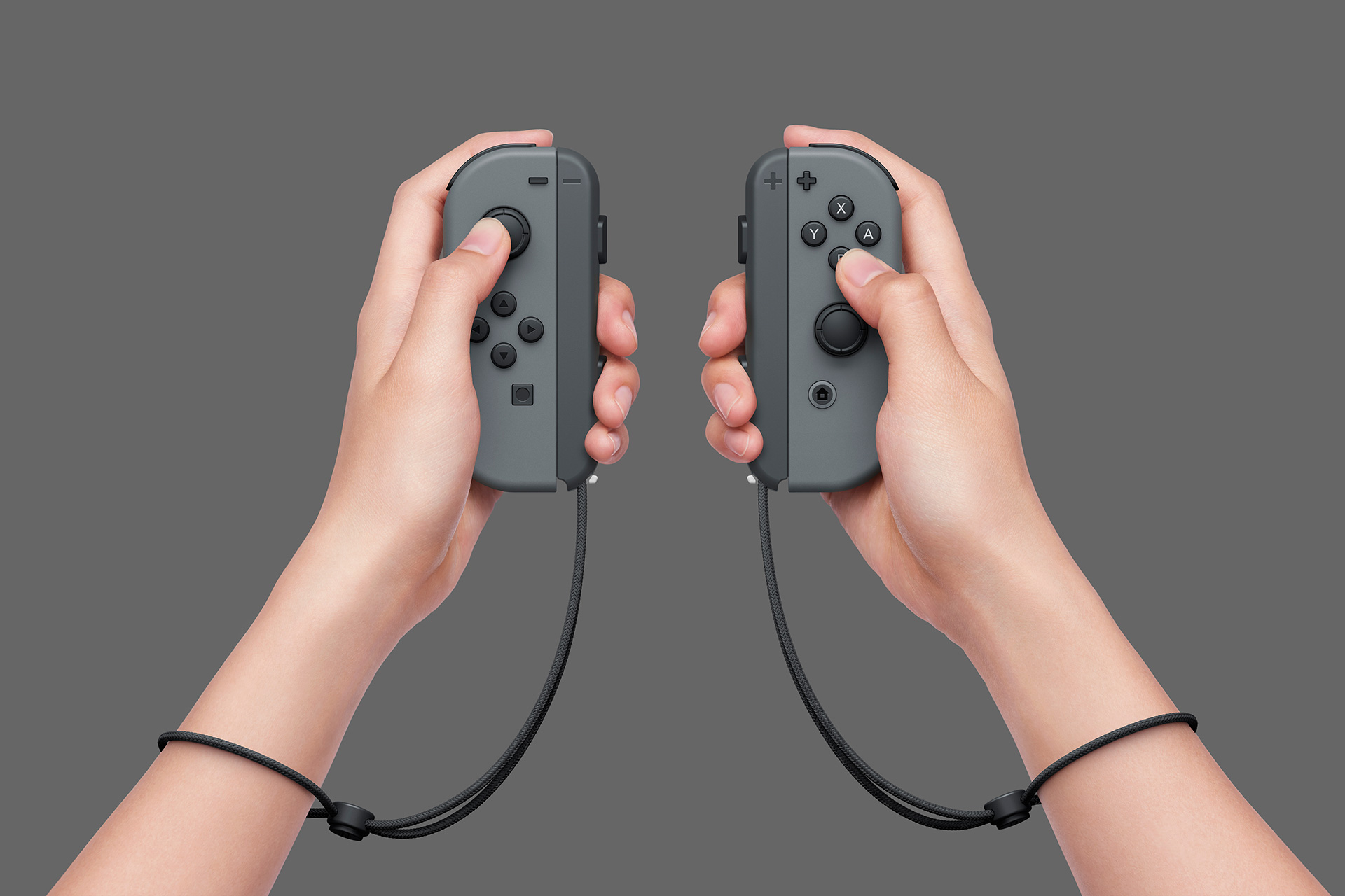 joy-con issues with wrist straps