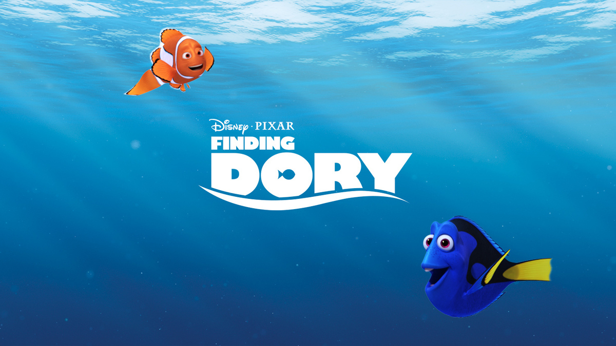 Finding dory on netflix in february