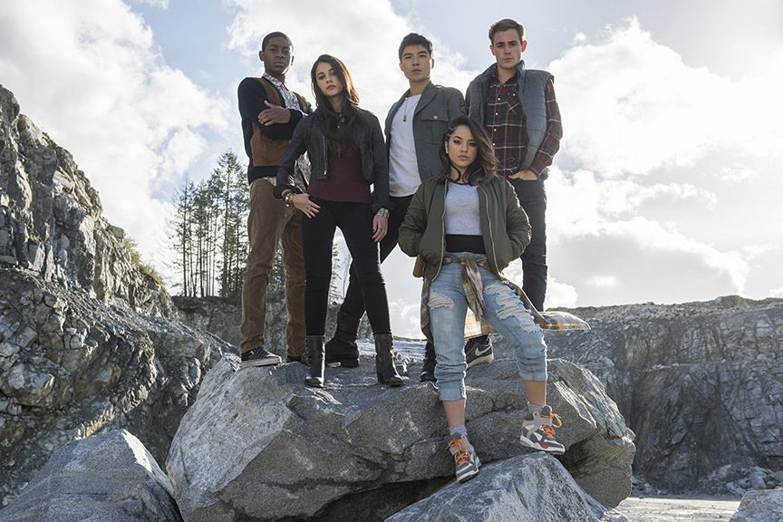 March Movie Preview: Power Rangers