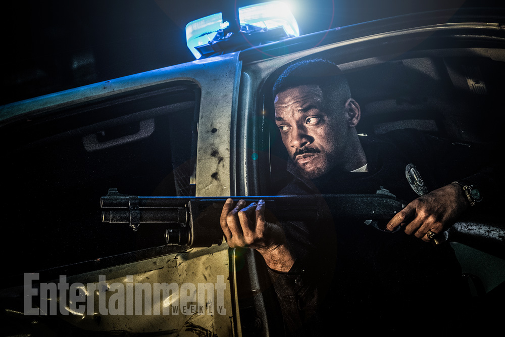 Netflix's Bright starring Will Smith