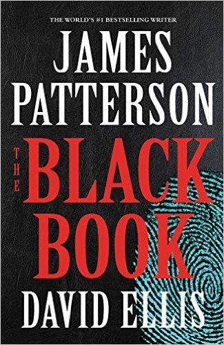 The black book by james patterson #1 on the new york times best sellers list