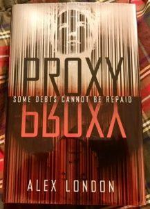 Bookcase Club April Teenage Dreams Subscription Proxy by Alex London
