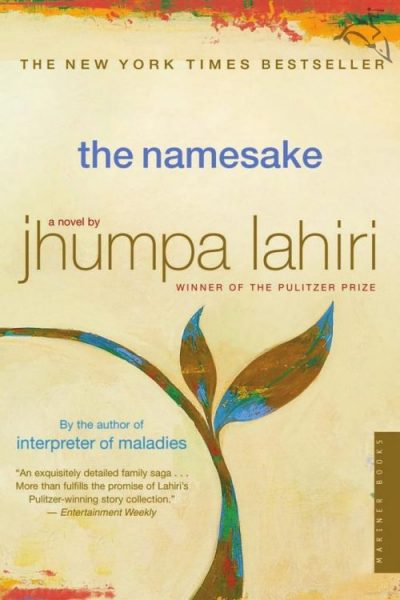 The Namesake by Jhumpa Lahiri on Amazon Kindle