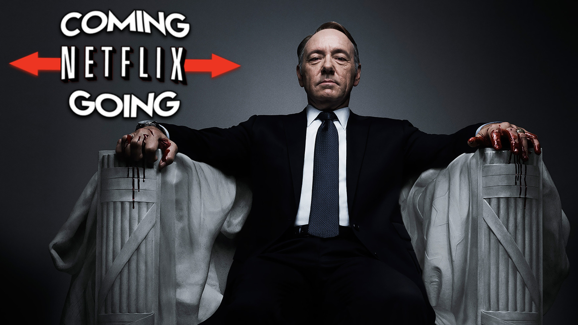 What's coming and going on netflix in may