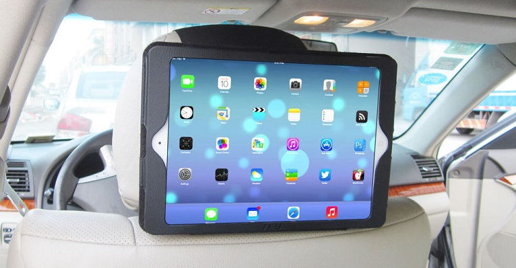 ipad car mount, car gadgets
