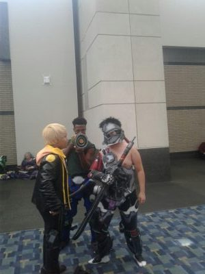 Geek insider, geekinsider, geekinsider. Com,, awesome con 2017: three days of seemingly endless fun, comics, convention albums, cosplay, events