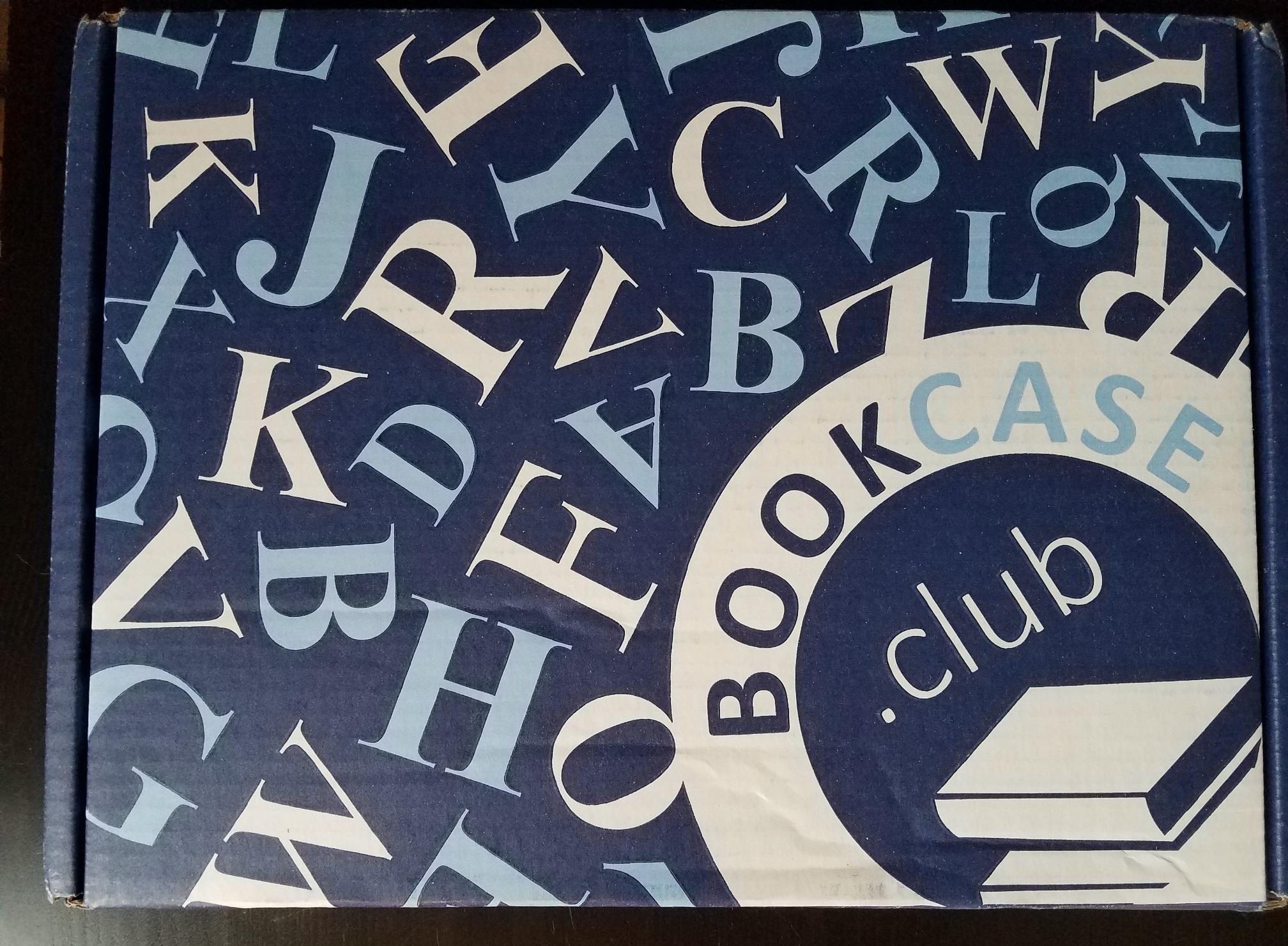 June 2017 Bookcase.Club Unboxing