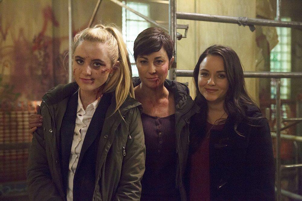 Wayward Daughters, Supernatural Spin-Off