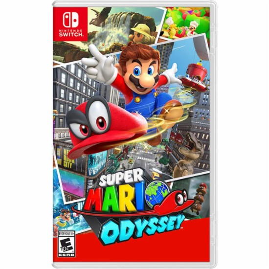 Geek insider, geekinsider, geekinsider. Com,, here's a couple tidbits about 'super mario odyssey', gaming, console