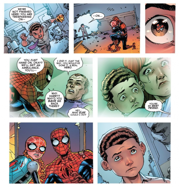 Amazing Spiderman Renew Your Vows