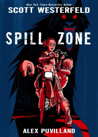 Spill Zone, comic, Scott Westerfeld